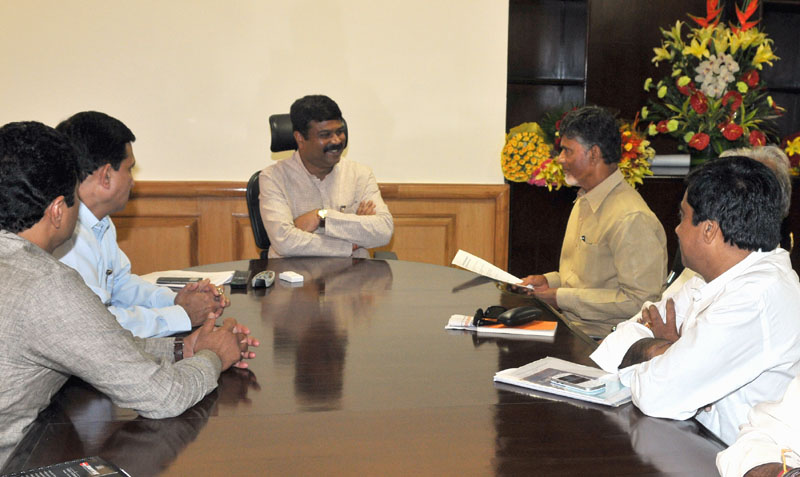 Central Government full support for AP capital Development