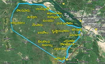 AP Government releases notification for Amaravathi land pooling