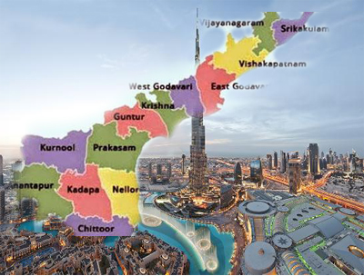 Dubai Company investments in Andhra Pradesh