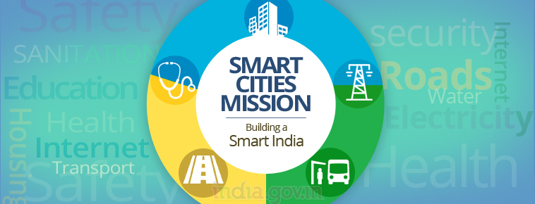 Central Government released the list of 98 smart cities