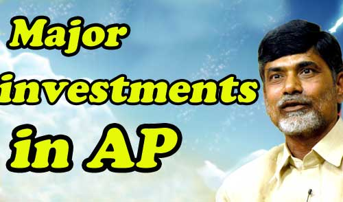17,000 crores investments in Andhra Pradesh by china companies