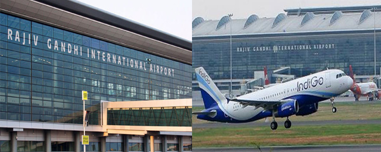 Hyderabad international Airport Extension with 1000 crores