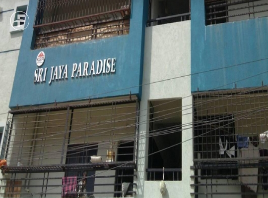 KSR Sri Jaya Paradise at Nizampet Hyderabad