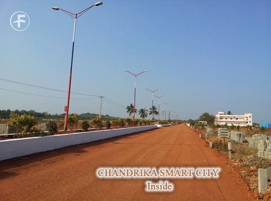 CHANDRIKA SMART CITY at RAJANAGARAM RAJAHMUNDRY