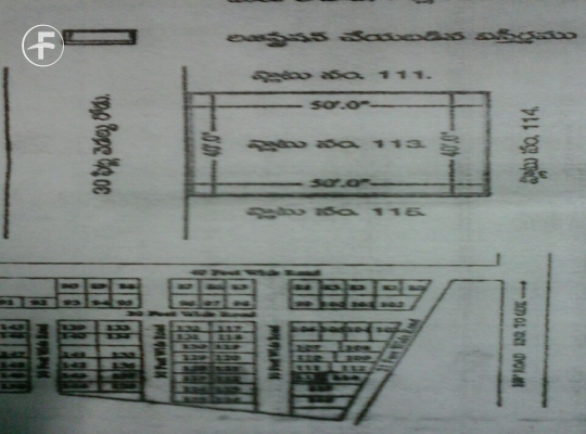 Open Plot at Alkapuri Colony Karimnagar