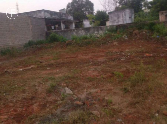 Open Plot at Srinivas nagar Khammam