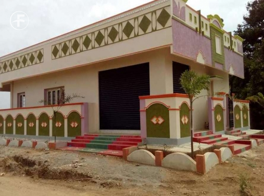 Independent House at Ballepalle Khammam