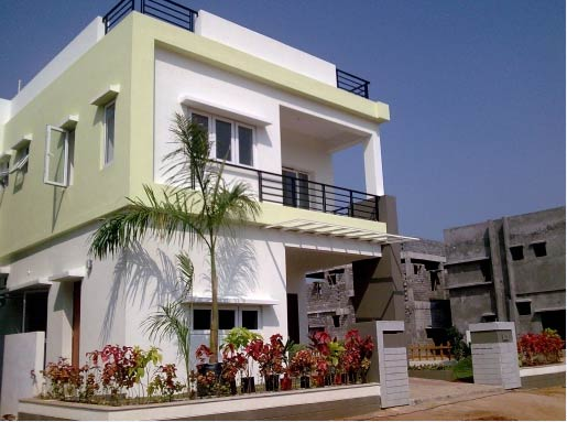 Indu Aranya Villas For Sale Buy At Bandlaguda Hyderabad