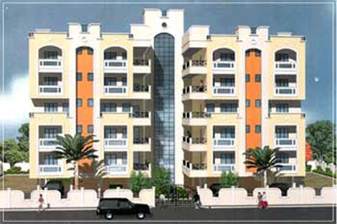 Vaisakhi Enclave at Mvp colony Visakhapatnam