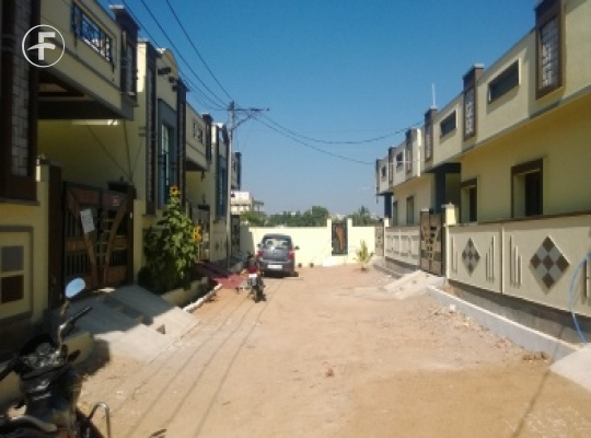 KSR Satya Enclave at Kundanpally Hyderabad