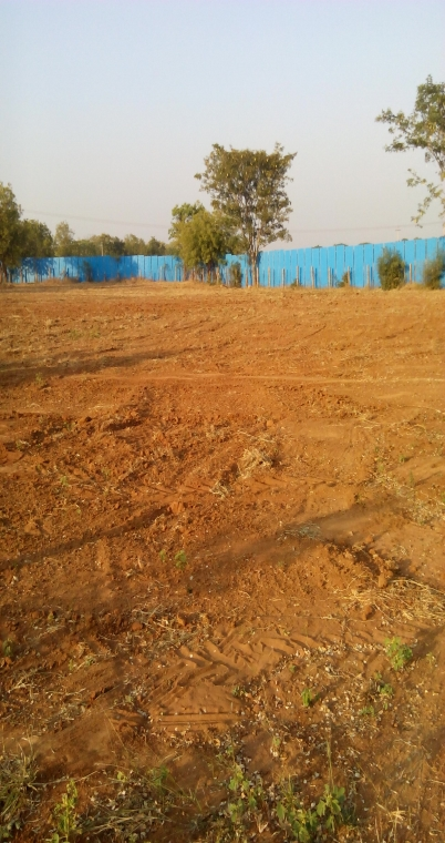 Open Plot at  tellapur