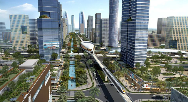 World top companies to come to Amaravathi