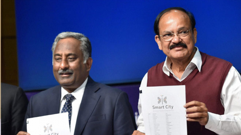 Vizag & Kakinada to be developed as Smart cities in first 20 smart cities list