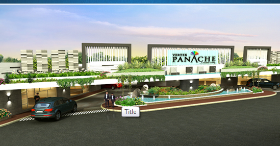 Vertex Panache at Gachibowli Hyderabad