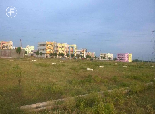 Open Plot at Allipuram Nellore