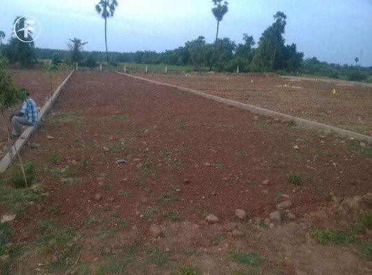 Open Plot at Kovur Nellore